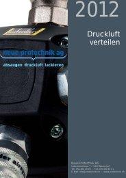 Rohrleitungssystem 32-63 mm - Neue Protechnik AG