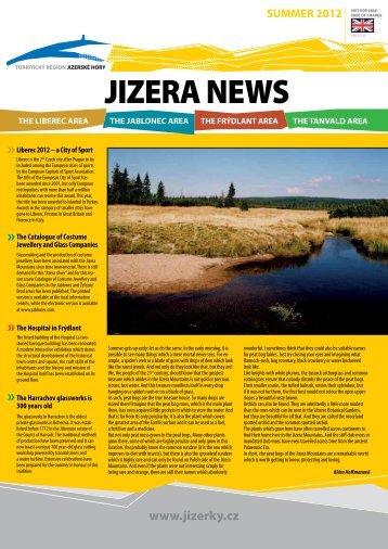 Jizera News summer 2012 - Informační centrum Jablonec n. N.