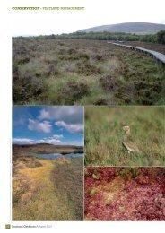 conservation • peatland management - Scotland Outdoors Magazine
