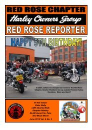 June 2012 Vol. 6 No. 3 - Red Rose Chapter