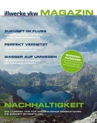 Illwerke VKW Magazin