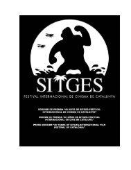Dossier 41 Editions (pdf) - Festival Internacional de Cinema ...