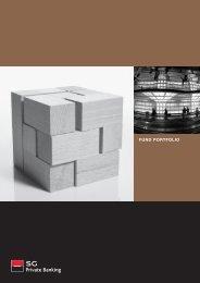 La gestione del Fund Portfolio - Société Générale Private Banking ...