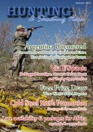 pdf version - Hunting & Shooting News