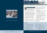Scope - Association of Deer Management Groups