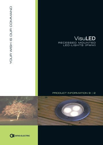 VisuLED - GIFAS Electric GmbH