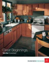 Merillat Essentials® Great Beginnings