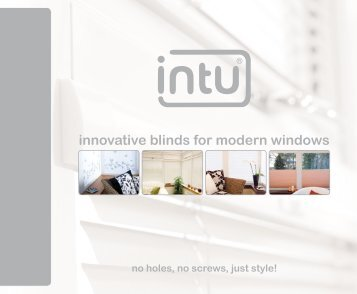 INTU® blinds - Euro-blinds.co.uk