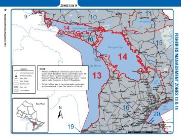2013 Ontario Fishing Regulations Summary - FMZ 13 ... - Ontario.ca