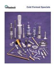 Cold Formed Specials Brochure - Infastech