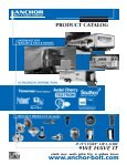 Distributor Catalog - Anchor Bolt and Screw Company - Page 2