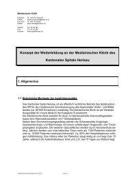 9100 Herisau, 17 - beim Spitalverbund Appenzell Ausserrhod