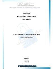 Downlaod Help (pdf format) - IT Security Research & Penetration ...