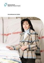 Download Jahresbericht 2006 Spitalverbund AR - beim ...