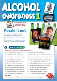 Alcohol Awareness 1 Plymouth Gin D&CC large ... - Schools Project