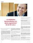 UBS: Ein starkes Zeichen für den Heimmarkt - Publisuisse SA - Seite 6