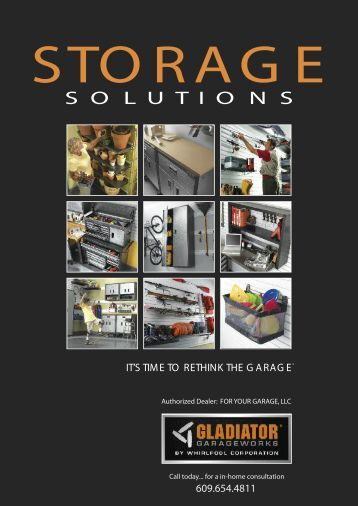 Gladiator Catalog - For Your Garage