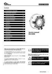 Model SB1222 INSTRUCTIONS
