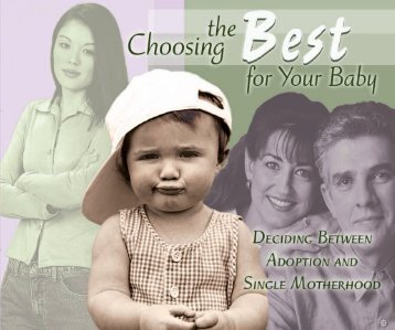 Choosing the Best for Your Baby