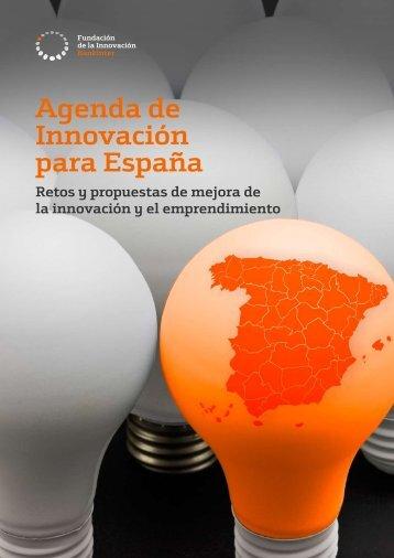 Agenda de Innovación para España