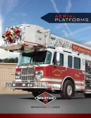 Download Aerial Platforms Brochure - Spartan ERV