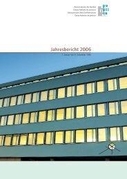 Jahresbericht 2006 - Publica