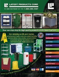 download our 2011 catalog to view hundreds of - Latest Products Corp