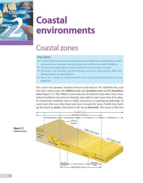 Coastal environments - Philip Allan Updates