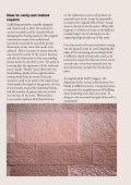 Indent Repairs to Sandstone Ashlar Masonry - Historic Scotland - Page 5