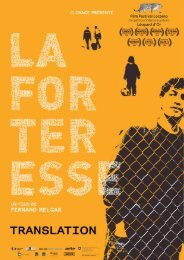 + Transcript English/French (PDF > 7Mb) - La Forteresse