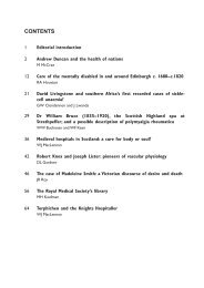 Supplement 12 - Royal College of Physicians of Edinburgh