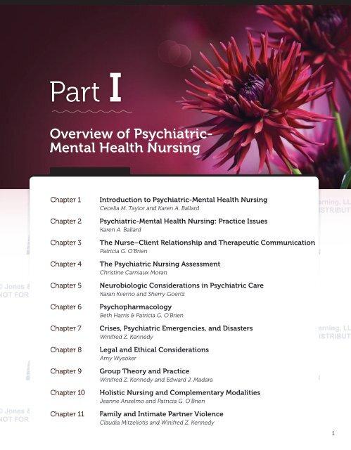 Part I - Jones & Bartlett Learning