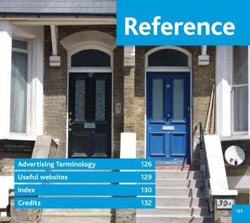 Reference - London Student Housing Guide - University of London