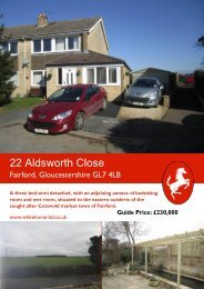 22 Aldsworth Close - The Guild of Professional Estate Agents