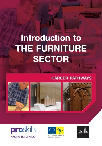 Introduction to the Furniture Sector (PDF format, 1MB - Proskills
