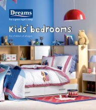 Kids' bedrooms Kids' bedrooms - Dreams
