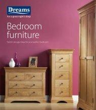 Bedroom furniture - Dreams