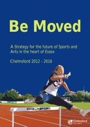 Be Moved - Chelmsford Borough Council