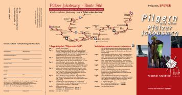 Pfaelzer Jakobsweg - Speyer