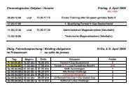 1. Qualifying Formel V Cup Deutschland 13.30 ... - Race PromO GmbH