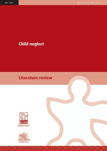 literature review on childrens play A world without play: a literature review a literature review on the effects of a lack of play on children's lives wwwplayenglandorguk revised january 2012.