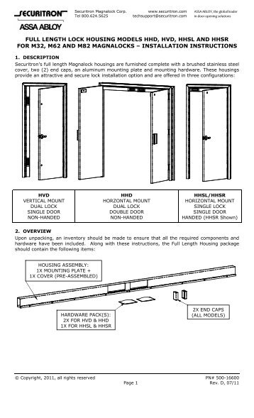 hhd hvd hhsl hhsr installation instructions securitron ?quality=85 securitron eeb3n eeb wiring diagrams conventional fire alarm securitron eeb2 wiring diagram at panicattacktreatment.co