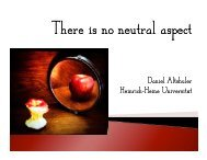 There is no neutral aspect - UCLA Department of Linguistics