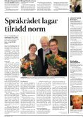 Norsk Tidend 3-11 - Noregs Mållag - Page 5
