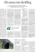 Norsk Tidend 3-11 - Noregs Mållag - Page 6