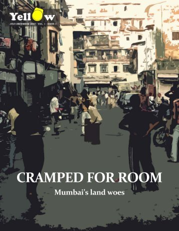 CRAMPED FOR ROOM - Department of Civil Engineering, IIT Bombay