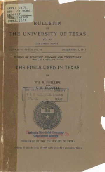 Download full PDF - University of Texas Libraries