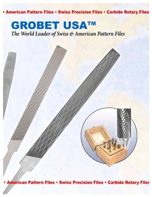 "1x NEW GROBET Tungsten Carbide Rotary File Burr SM6 Single Cone Shape 5//8/"""