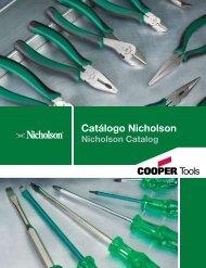 Catálogo Nicholson - Titan America SA