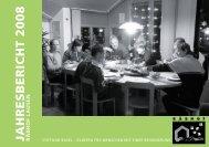 23 eRfolGsReChnunG 1.1.2008 - Räbhof Wohnhaus und Atelier